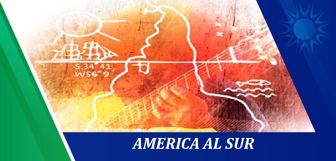 América al Sur
