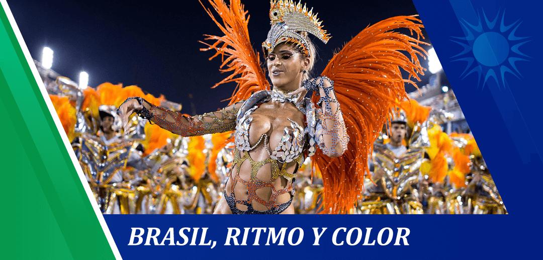 Brasil, ritmo y color