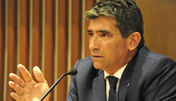 """ME VOY"" Renuncia indeclinable de Raúl Sendic (video)"