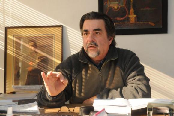 Gustavo Zubía y sus razones del sí a Novick