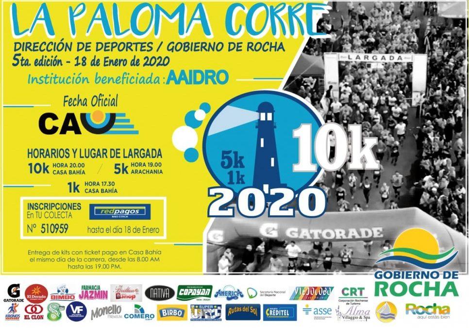 La Paloma Corre 2020
