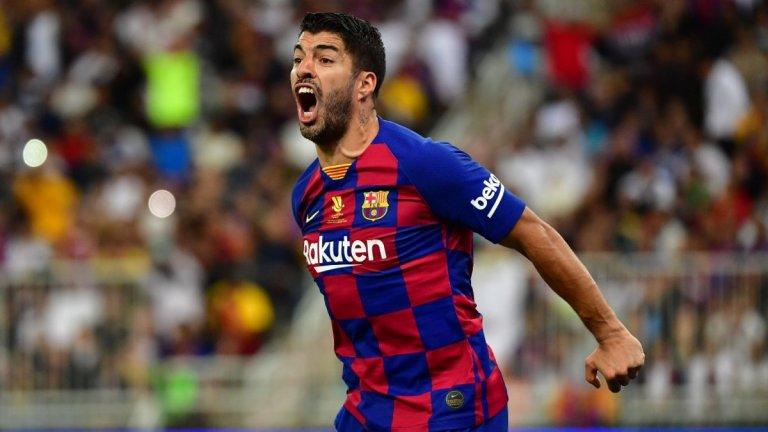 España: Luis Suárez se metió en el podio de goleadores históricos del Barcelona